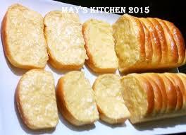 Roti Sisir roti sisir bahan roti250 gr terigu cakra7 gr ragi instant40 gr gula