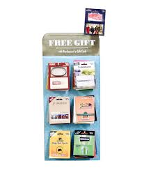 gift card display gift card display with header clegg pop