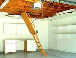 how to install an attic ladder u2013 us1 me