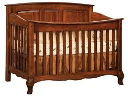 Wood Convertible Cribs Country Convertible Crib Country Solid Wood Crib