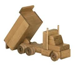 Homemade Wooden Toy Trucks by January 2015 Grab