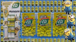 where to buy minion tic tacs opening of limited edition minions tic tac with kevin bob stuart