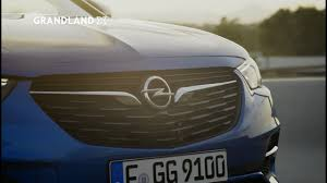 opel brazil the opel grandland x make an impression youtube