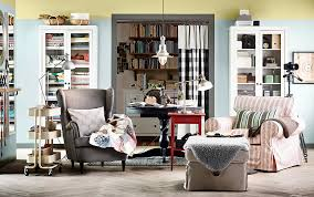 Small Armchair Ikea γκρίζα μπερζέρα Strandmon σαλόνι αρόης Pinterest Ikea