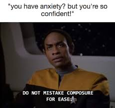 Panic Attack Meme - 55 memes about anxiety that will make you say me