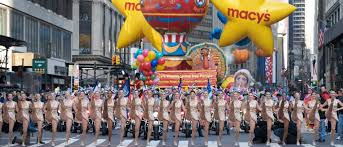 broadway and the macy s thanksgiving day parade broadway direct
