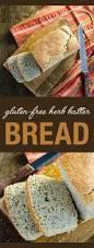 Vegan Gluten Free Bread Machine Recipe Gluten Free Herb Batter Bread Veggie Primer