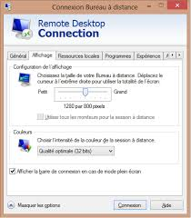 connection bureau distance solution remote desktop can t change screen resolution