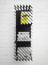 modular bookshelf with diagonal lines pattern u2013 hash home