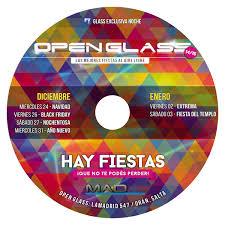cd open glass volumen 01 dj mad