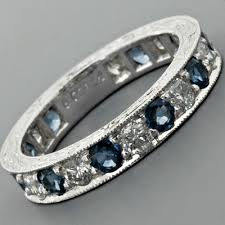 fay cullen archives eternity bands art deco eternity ring