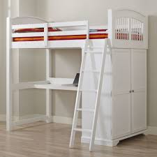 Storage Loft Bed With Desk Twin Loft Bed With Desk And Storage Image Of Twin Loft Bed With