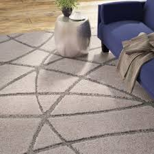 Soft Area Rugs Modern Thick Pile Area Rugs Allmodern