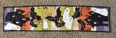 Halloween Material Fabric Halloween Applique Pattern Sweetbriar Sisters