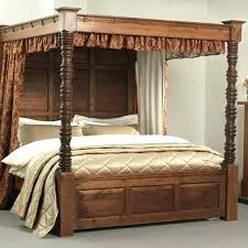 poster bed canopy four poster beds for sale wpheroes co