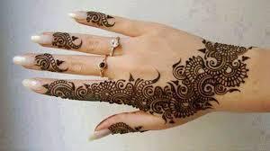 tetu in hand selected u0026 beautiful arabic mehndi designs for back hands