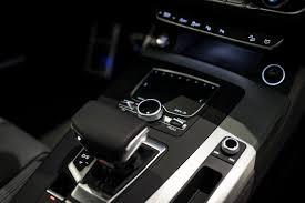 Audi Q5 Black - 2017 audi q5 in navarra blue metallic on display in neckarsulm