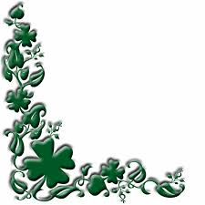 celtic shamrock color clipart china cps