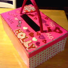 school valentines s valentines box for school we made last year out of sutton