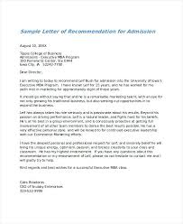 letter of recommendation format letter of recommendation format letter of recommendation for