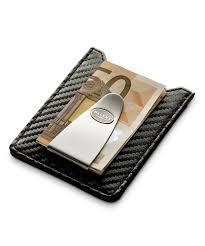 credit card money clip carbon fibre dalvey