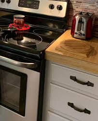 how to update mobile home kitchen cabinets mobile home remodel before and after our re purposed home