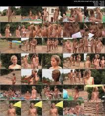 junior miss naturist contest