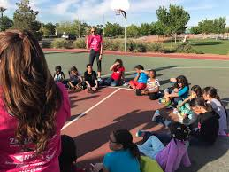 program aimed at improving girls u0027 confidence ends with 5k at unlv