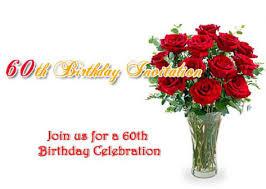 60 year birthday 60th birthday wishes happy 60th birthday greetings card wooinfo