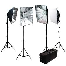 best softbox lighting for video continuous lighting loadstone studio