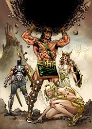 greek gods by markhroberts myths pinterest hercules marvel