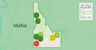 Cheapest Cost Of Living In California by 2017 Best Places To Live In Idaho Niche
