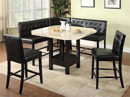 counter height dining table with bench counter high table dining brilliant bar high kitchen tables home