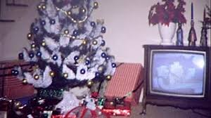 england late 1960s tv in the living room stock video footage
