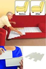 Under Sofa Cushion Support Sofa Saver Ebay