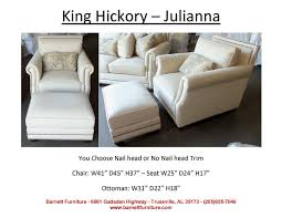 King Hickory Sofa Reviews by Barnett Furniture Chairs