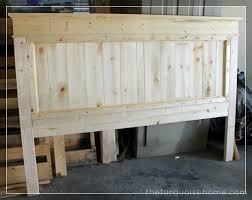 diy headboard ideas diy wooden headboard designs 3861