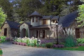 european cottage house plans craftsman european country house plan 75135