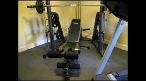 fitness exercise at home s a gear smith machine for sale youtube