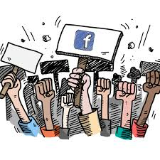political organizing organizing with facebook pages colin sholes medium