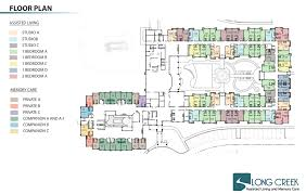 senior living apartments comfort of home floor plans long creek click here to download the floor plans