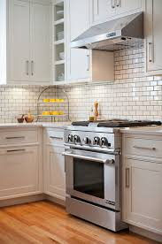 backsplash kitchen design get 20 gray subway tile backsplash ideas on without