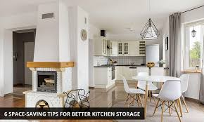 Space Saving Ideas For Kitchens 6 Space Saving Tips For Better Kitchen Storage Kitchen Solvers