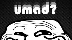 Mad Meme Face - u mad bro troll face funny wallpaper hd desktop background