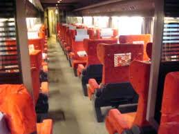 Thalys Comfort 1 Paris Rail Terminals