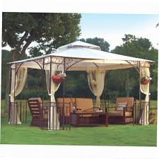 best ocean state job lot gazebo 64 in outdoor patio furniture with