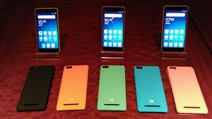 Xiaomi Indonesia Spesifikasi Lengkap Xiaomi Mi 4i Di Indonesia Okezone Techno