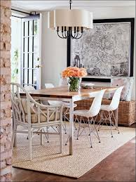 furniture wonderful dining room area what size area rug do i