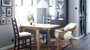 table de cuisine ronde ikea ikea table de cuisine bjursta table extensible table de
