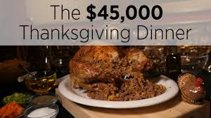 blue apron thanksgiving what does a 45k thanksgiving dinner look like
